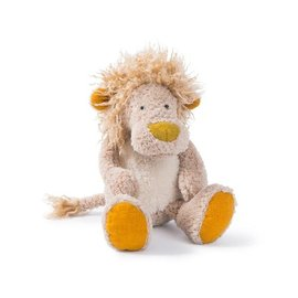 Moulin Roty Baba Bou Bear Lion Toy