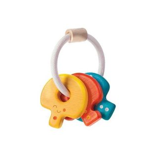 Plan Toys Baby Key Rattle Plan Toys