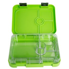 Fun to go Fun To Go Box 4 Compartment Lime Green