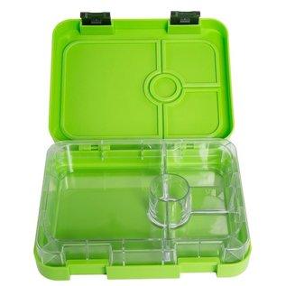 Fun to go Fun To Go Box 4 Compartment Lime Green