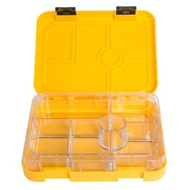 Fun to go Fun To Go Box 6 Compartment Yellow