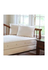 Naturepedic Organic Cotton Twin Mattress by Naturepedic