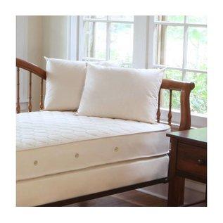 Naturepedic Organic Cotton Twin Mattress by Naturepedic
