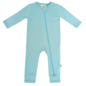 Kyte Baby Seafoam Colour Zippered Bamboo Romper by Kyte Baby