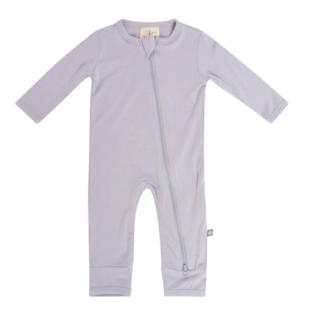 Kyte Baby Storm Colour Zippered Bamboo Romper by Kyte Baby