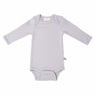 Kyte Baby Long Sleeve Storm Colour Bamboo Bodysuit by Kyte Baby