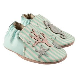 Robeez Soft Sole Leather Shoes by Robeez