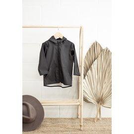 Jax & Lennon Black Rain Jacket by Jax & Lennon