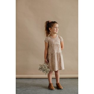 Jax & Lennon Dots Double Ruffle Dress by Jax & Lennon