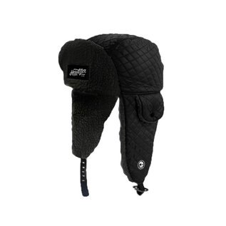 Headster Original Trapper Hat (Black) by Headster
