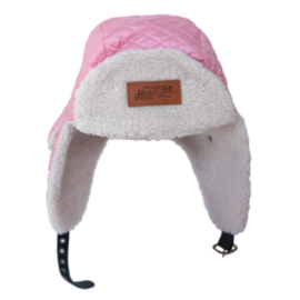Headster Original Trapper Hat (Pink) by Headster