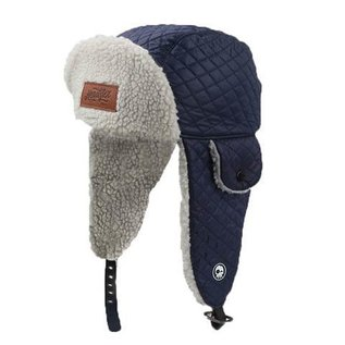 Headster Original Trapper Hat (Navy) by Headster