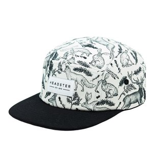 Headster Woodland 5 Panel Hat by Headster