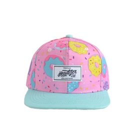 Headster Pink Duh Donut Hat by Headster