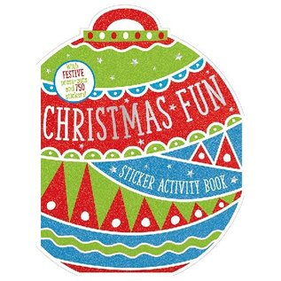 Make Believe Ideas Christmas Books & Activity Books