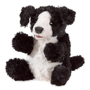 Folkmanis Puppets Small Dog Hand Puppet