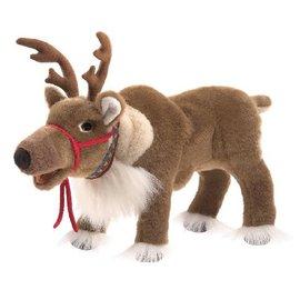 Folkmanis Puppets Reindeer/Caribou Hand Puppet
