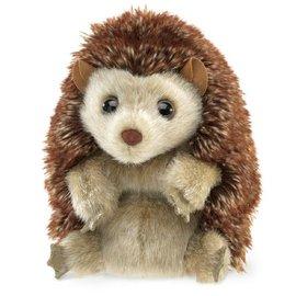 Folkmanis Puppets Hedgehog Hand Puppet