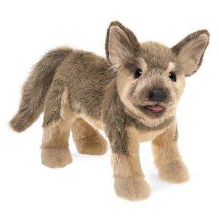 Folkmanis Puppets German Shepherd Puppy Hand Puppet
