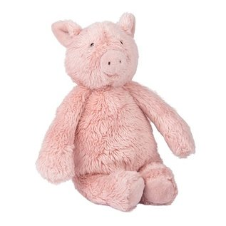 Moulin Roty Tout-Doux Pig Soft Toy (24cm) by Moulin Roty