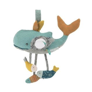 Moulin Roty Josephine Whale Activity Toy by Moulin Roty