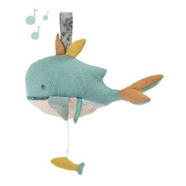 Moulin Roty Musical Josephine Whale by Moulin Roty