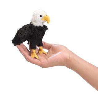 Folkmanis Puppets Mini Eagle Finger Puppet by Folkmanis