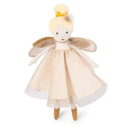 Moulin Roty Little Golden Fairy Doll by Moulin Roty