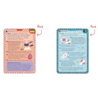 Barefoot Books Global Kids Activity Deck