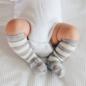 Lamington Pebble Print Merino Wool Knee High Socks