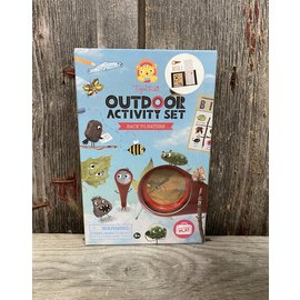 Schylling Back to Nature Outdoor Activity Set