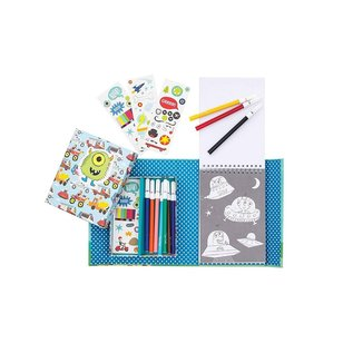 Schylling Adventures Colouring Set