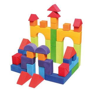 Grimms Wooden Building Set Standard by Grimms Wooden Toys