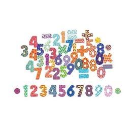 Vilac Wood Number Magnets by Vilac