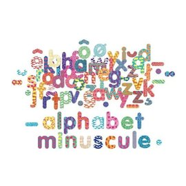 Vilac Wood Lower Case Alphabet Magnets by Vilac