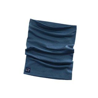 Wee Woollies Charcoal Colour Merino Wool Multi Gaiter