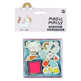 Mini Unicorn Stamp Set by Magic Maisy