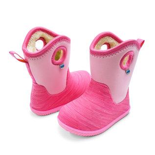 Jan & Jul by Twinklebelle Pink Birch Print Toasty Dry Lite Winter Boot by Jan & Jul