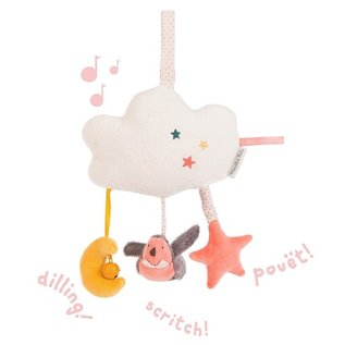 Moulin Roty Cloud Musical &  Activity Toy by Moulin Roty