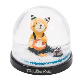 Moulin Roty Moustaches - Snow Globe
