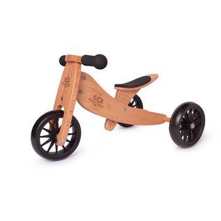Kinderfeets Bamboo Tiny Tot Balance Trike to Bike by Kinderfeets