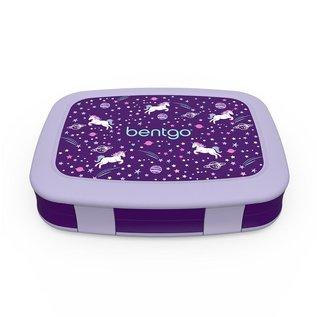 Bentgo Bentgo Kids Printed Leakproof Bento Box ( 5 Compartment)
