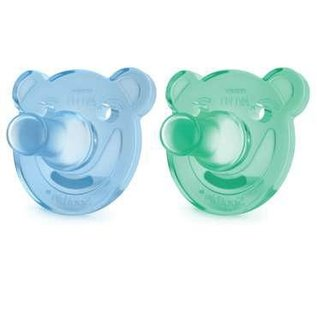 Avent Bear Shaped Soothie Pacifier by Avent