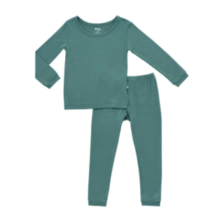 Kyte Baby Pine Colour Bamboo PJs by Kyte
