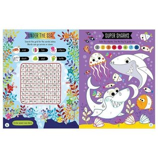 Make Believe Ideas Scratch and Sparkle Activity Book