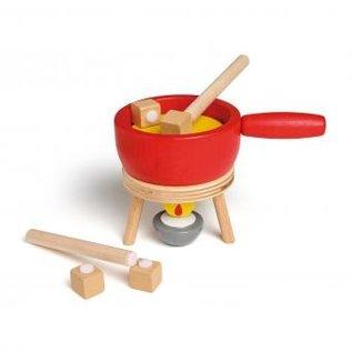 Erzi Wooden Fondue Play Set