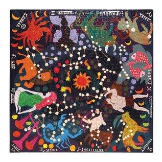 Eeboo Zodiak 1000 Piece Puzzle