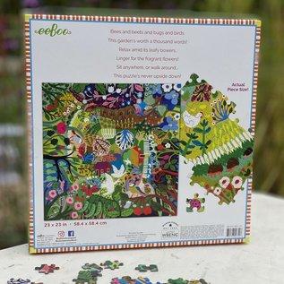 Eeboo Bountiful Garden 1000 Piece Puzzle