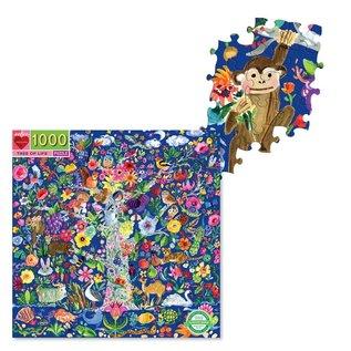 Eeboo Tree of Life 1000 Piece Puzzle