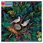 Eeboo Birds in Fern 1000 Piece Puzzle